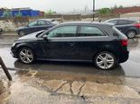 2015 AUDI A3 1.6 TDI S LINE S3 ULTRA SAT NAV DAMAGED REPAIRABLE SALVAGE CAT S